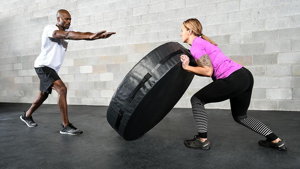 Buy usi soft plyo box inches nylon coated home gym jump