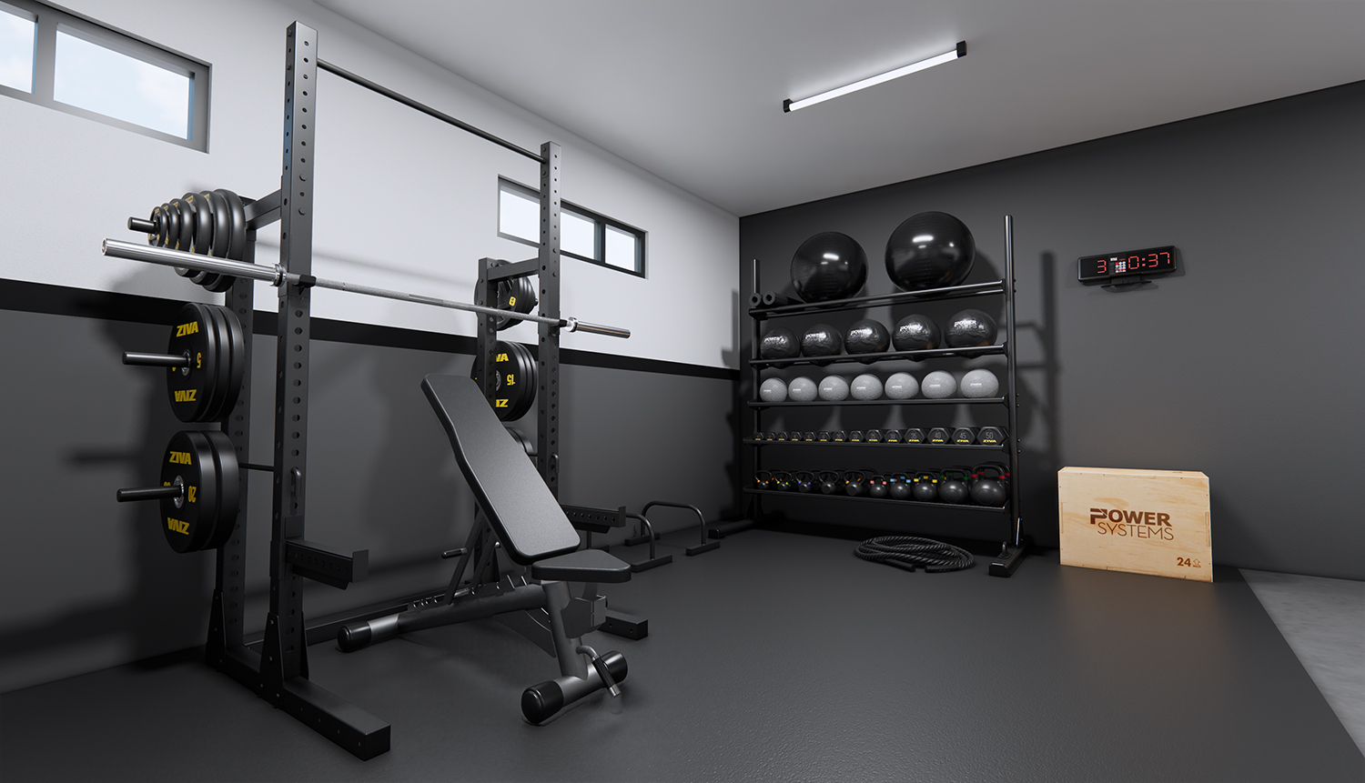 Best home gym equipment home gym power systems