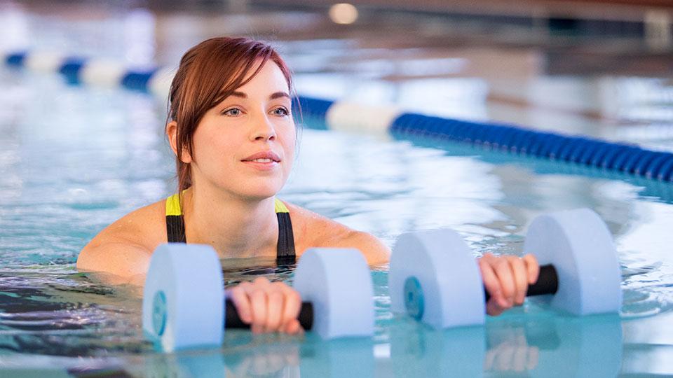 Aqua Fitness Water Aerobics Power Systems