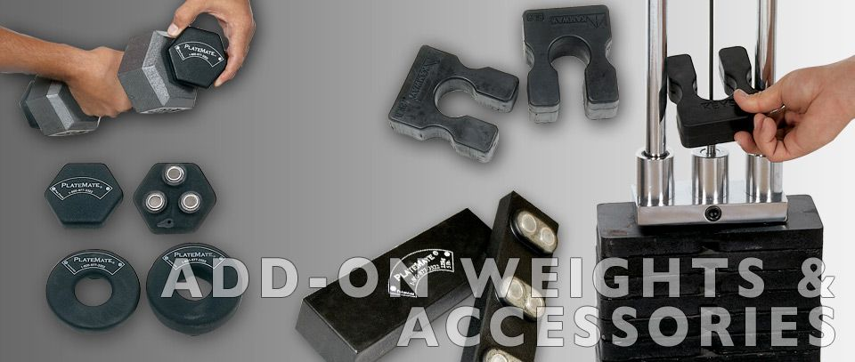 Add-on Weights and Accessories