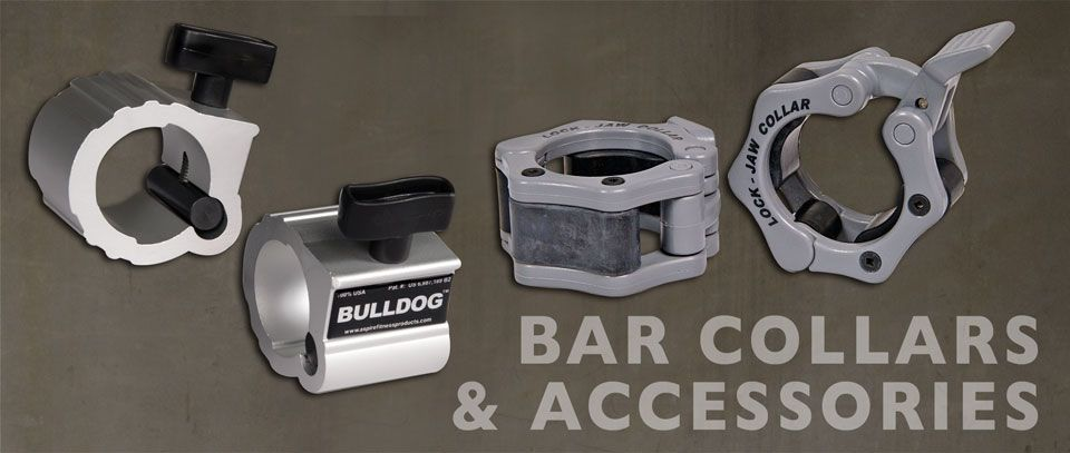 Barbell Collars and Accessories