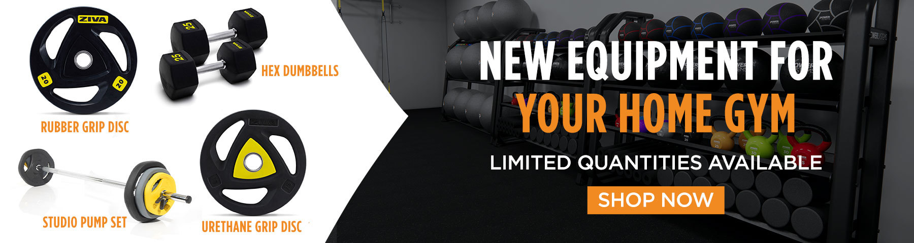 new equipment for your home gym