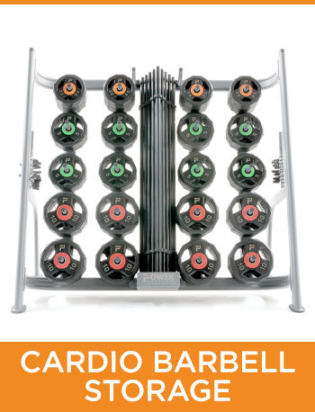 CardioBarbell Storage Equipment