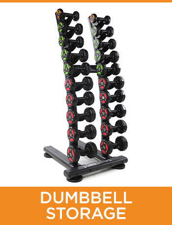 Dumbbell Storage Equipment