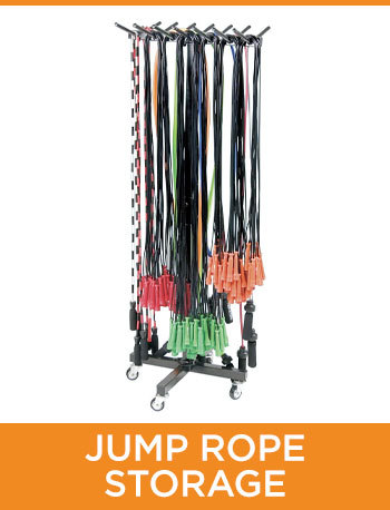 Jump Rope Storage Equipment