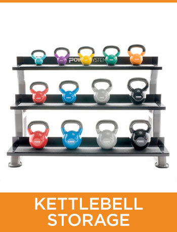 Kettlebell Storage Equipment