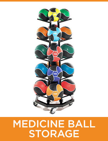 Medicine Ball Storage Equipment
