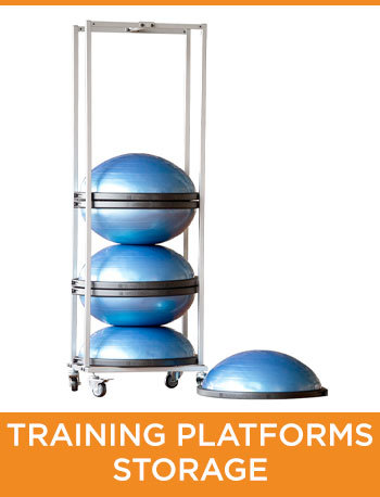 Training Platforms Storage Equipment