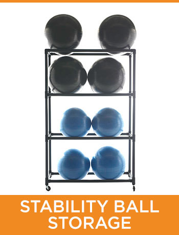Stability Ball Storage Equipment