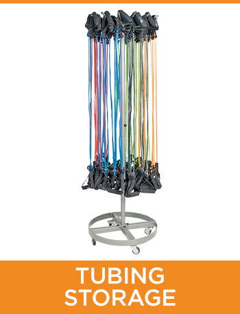 Tubing Storage Equipment
