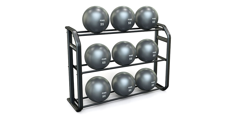 Denali Stability Ball Rack