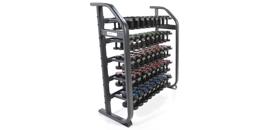 Denali Vertical Dumbbell Rack