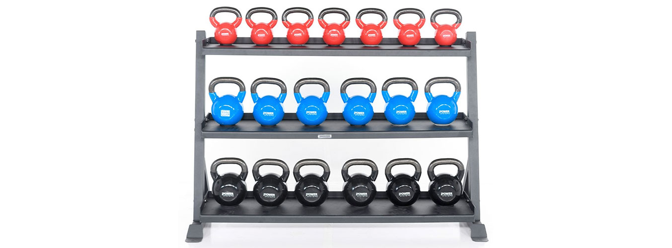 Granite Series Kettlebell Rack