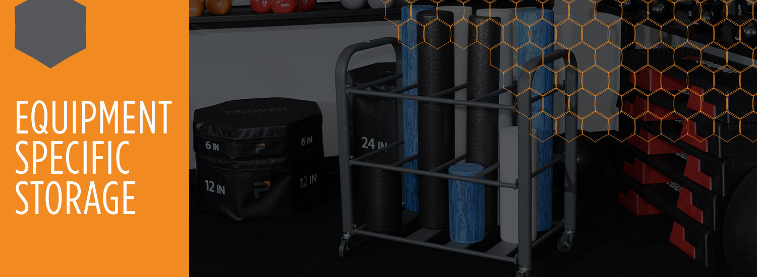 Equipment Specific Storage