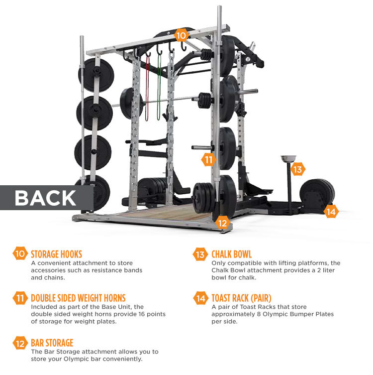 sierra power rack