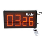 Robic Bright View Display Timer
