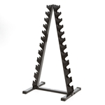 Neoprene/Vinyl Vertical Dumbbell Rack Only