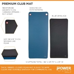 Premium Hanging Club Mat