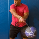 Power Rope-Ball Medicine Balls