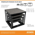 Premium Power-Plyo Box