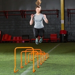 Step Hurdles for Agility Training Plyometrics Conditioning