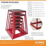 Power-Plyo Box