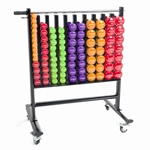Premium Dumbbell Storage Rack