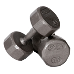 VTX 12 Sided Cast Dumbbell