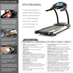 Circle Fitness 7000 – Treadmill with Built in Digital TV