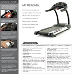 Circle Fitness 7000 – Treadmill with LED Console