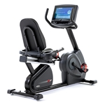 Circle Fitness 7000 – Recumbent Cycle with Built in Digital TV