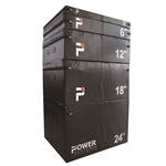 Power Sytems Foam Plyo Box
