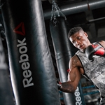 Reebok Combat Heavy Bag - 130 lb