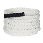"Power Training Rope 2"" White"