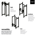 Power Systems Squat Rack