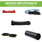 Green Basic Home Gym Package #4