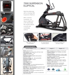 Sport Series - Suspension Elliptical