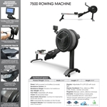 Sport Series - Rowing - Machine