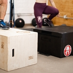 3 in 1 Wooden Plyo