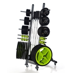 Axle Storage Rack