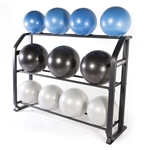 Denali Series Stability Ball Rack