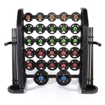 Denali Series Cardio Pump Rack