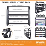 Denali Series Hybrid Rack