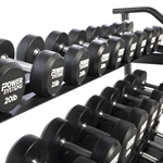 ProStyle Round Rubber Dumbbell