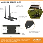 Granite Series Sled