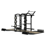 Sierra Power and Half Combo Rack