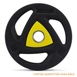 Urethane Grip Plate with Yellow Insert