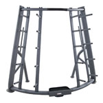 Deluxe CardioBarbell 20 Set Rack Only