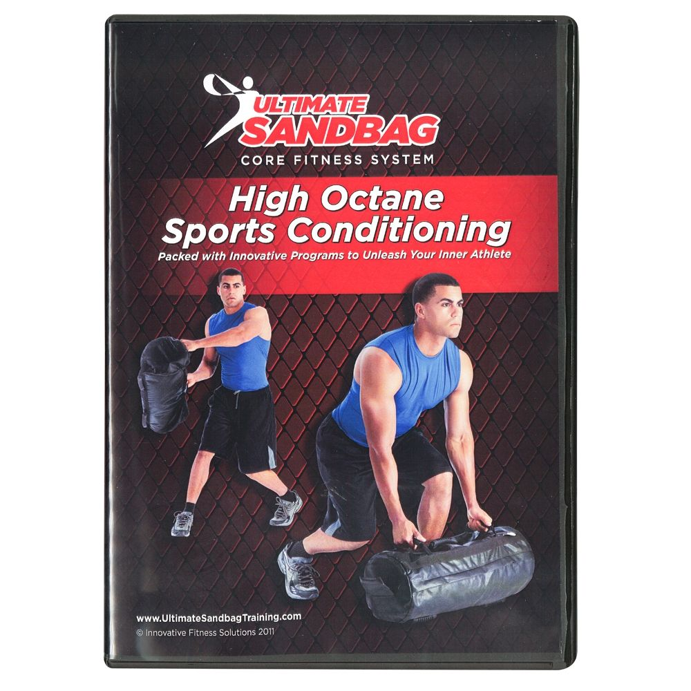 Ultimate Sandbag High Octane Sports Conditioning