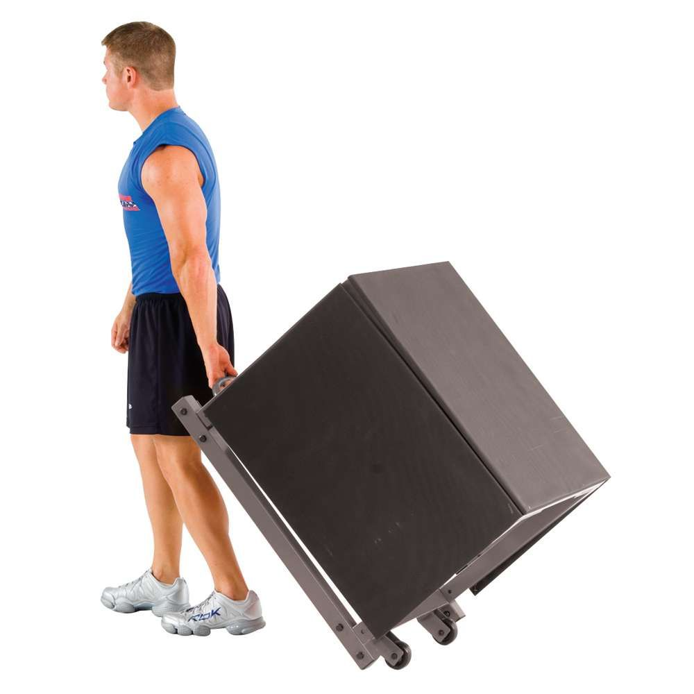 Adjustable Power-Plyo Box - 42""